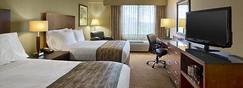 Double Tree Hilton Hotel Boston