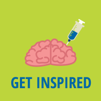 get inspired