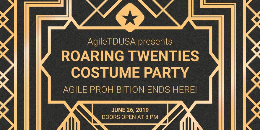 Roaring Twenties - Costume Party