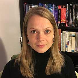 Camilla E. Haargaard