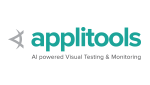 logo Applitools​: AI-powered Visual Testing and Monitoring